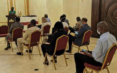 Ianda Guiné Djuntu: Apresentação oficial da reportagem cidadãos guineenses protagonistas na luta contra COVID-19