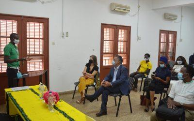 Ianda Guiné! Djuntu: assinatura dos contratos de subvenções para apoio a Coletivos de Cidadãos Organizados de Longo Percurso e Experiência Consolidada