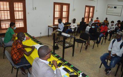 Ianda Guiné! Djuntu: assinatura dos contratos de subvenção com 17 Coletivos de Cidadãos Organizados